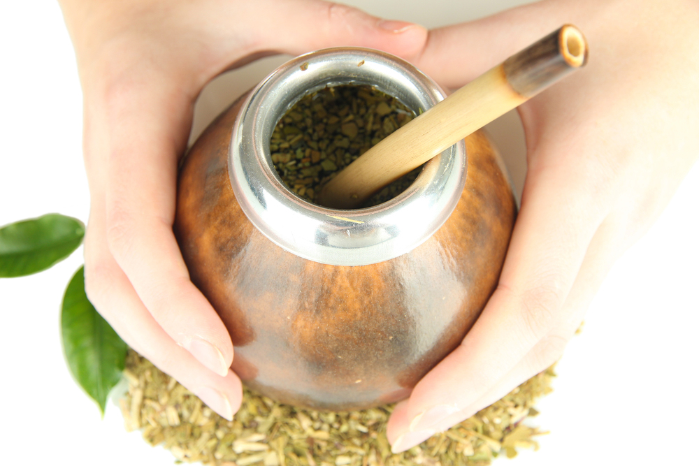 Tea traditions Yerba Mate in South America
