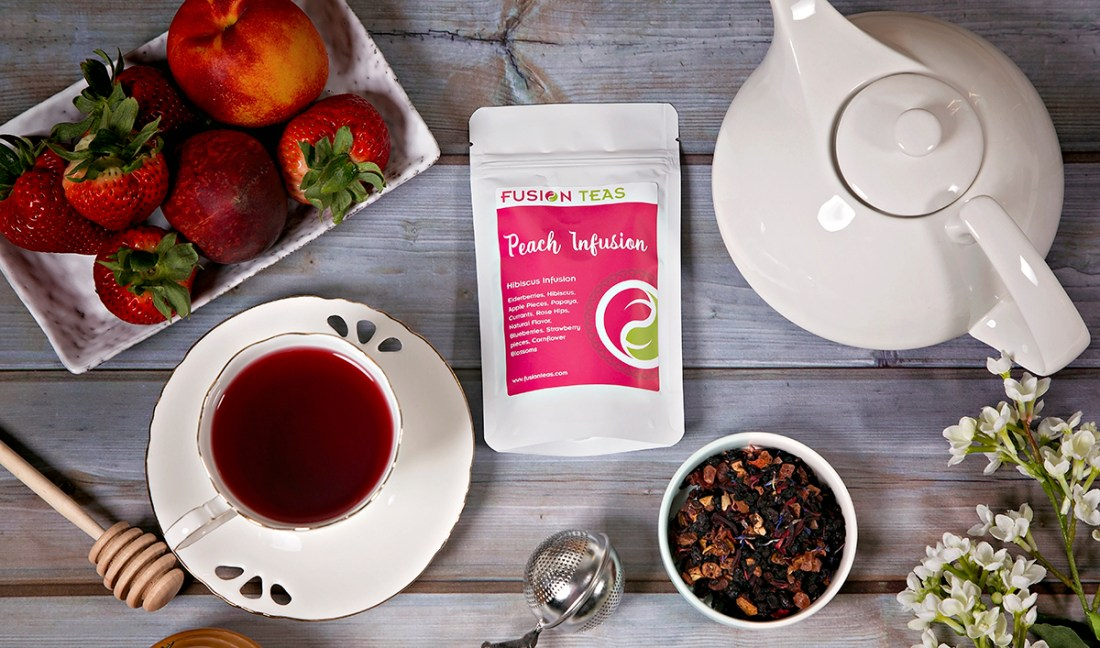 Peach Infusion Hibiscus