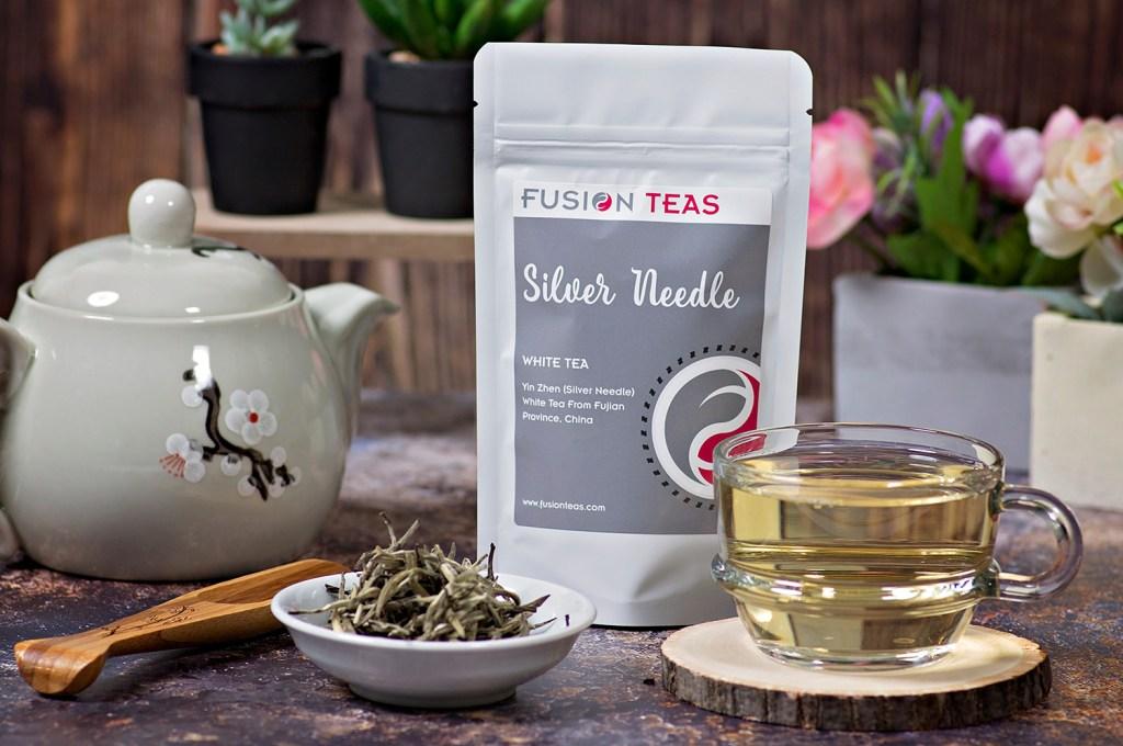 Silver Needle White Tea Organic