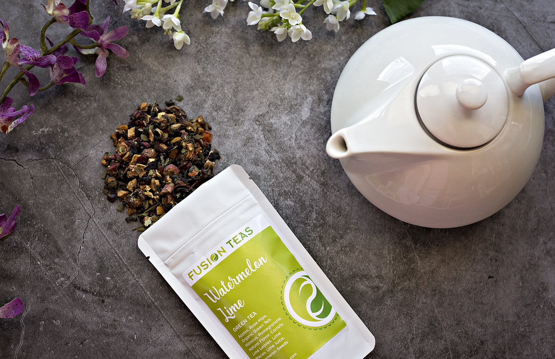 fusion teas teaware