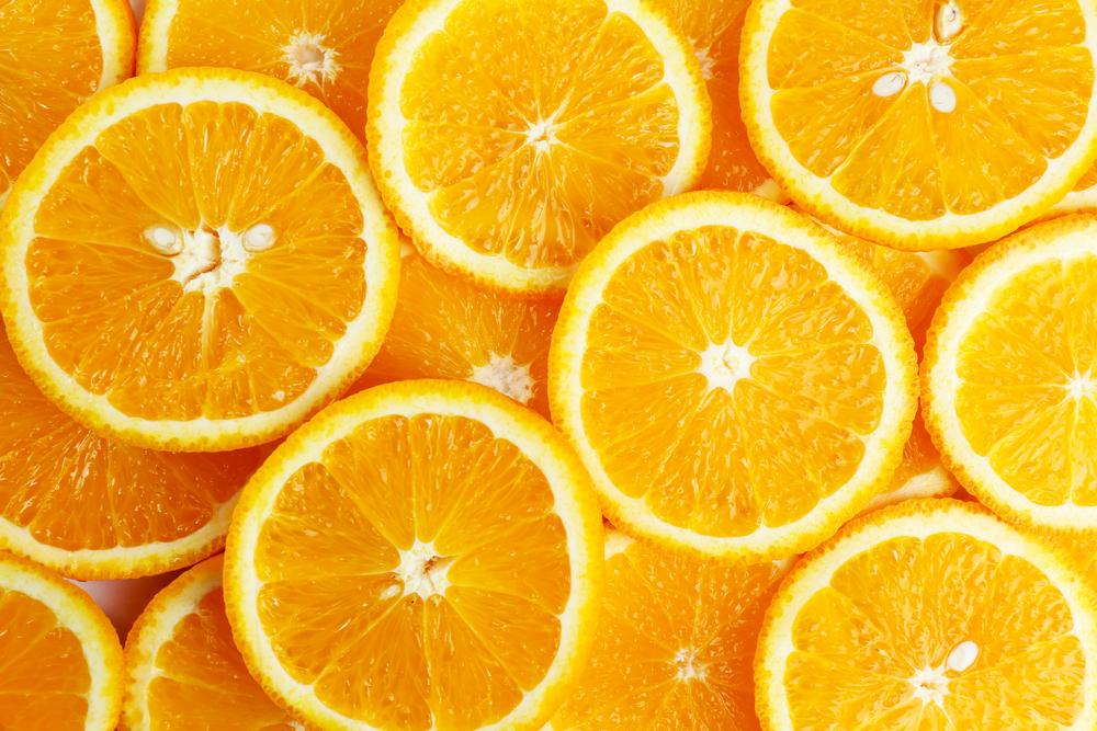 Orange Tea Biscuits