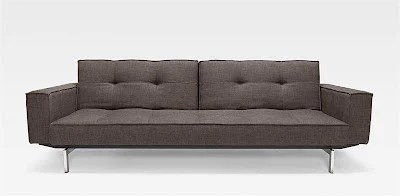 Wonderful This Modern Sofa Bed Can Also Be Accomanied By A Single Matching Armless  Chair Which Can Be Layed Flat To Create Multiple Configurations. Great Ideas