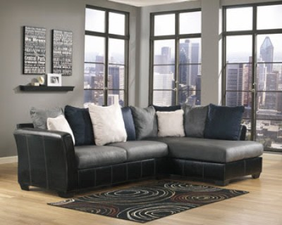 Masoli Cobblestone Sectional Sofa Set Signature Design by Ashley Furniture