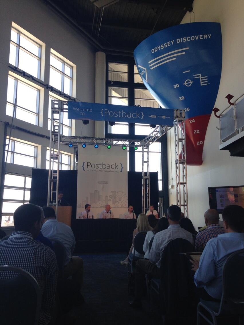 SponsorPay Shares Insights On Mobile Advertising At Postback Seattle - Fyber Blog