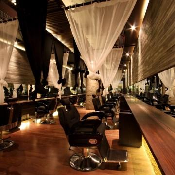 modern hair salon markham
