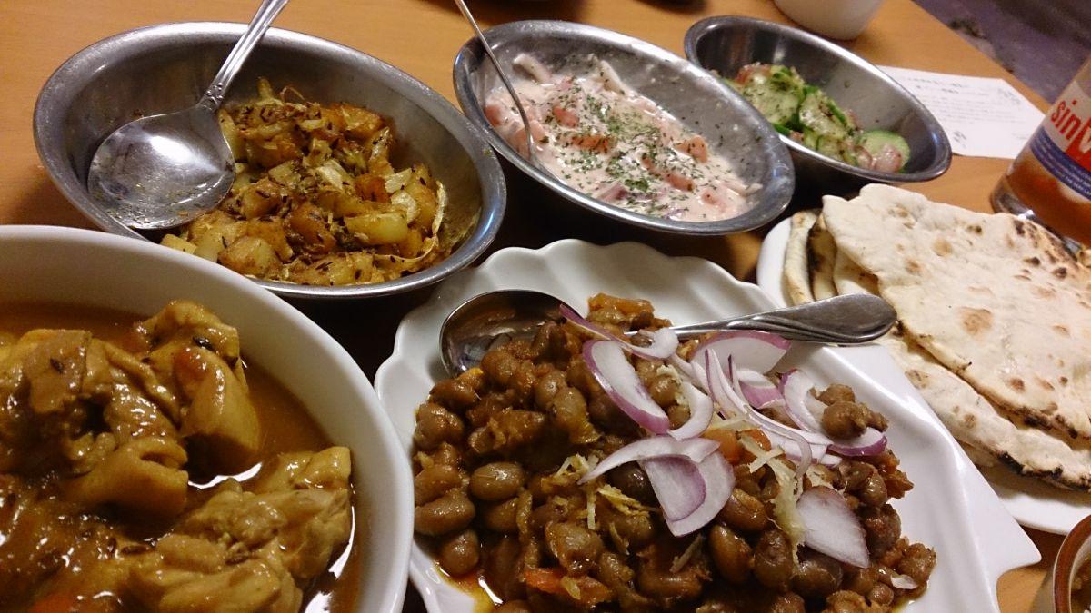 2015-11-27 のインド料理