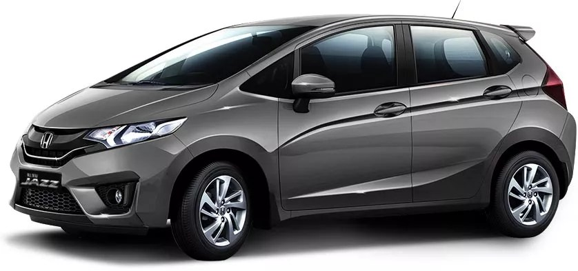 All New Honda Jazz launched in 6 colors