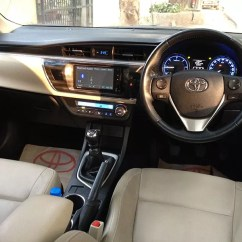 New Corolla Altis Review Team Bhp Harga Grand Avanza Type E 2015 Toyota Interior | Billingsblessingbags.org