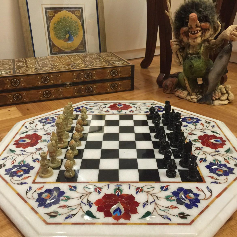Brasil: esse tabuleiro de xadrez