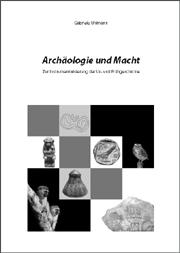 Archäologie und Macht - Buchcover