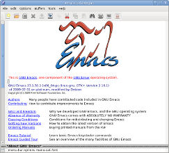 Back to blogging from Emacs