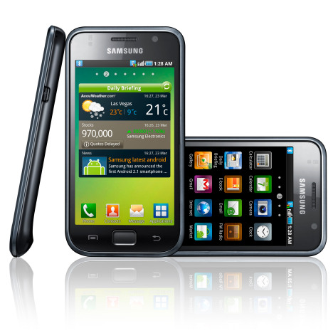 Thoughts & Tips on the Samsung Galaxy S from Telcel