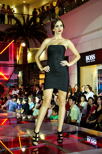 La Gran Plaza Fashion Show Guadalajara Fall 2012