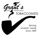 San Francisco Grant's Tobacco shop closed