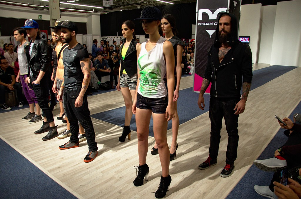 Intermoda 2014 runway photos