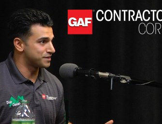 GAF Contractor's Corner — A podcast for roofing professionals