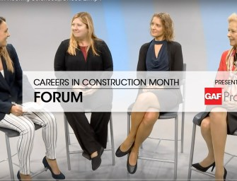 Careers in Construction Month Forum