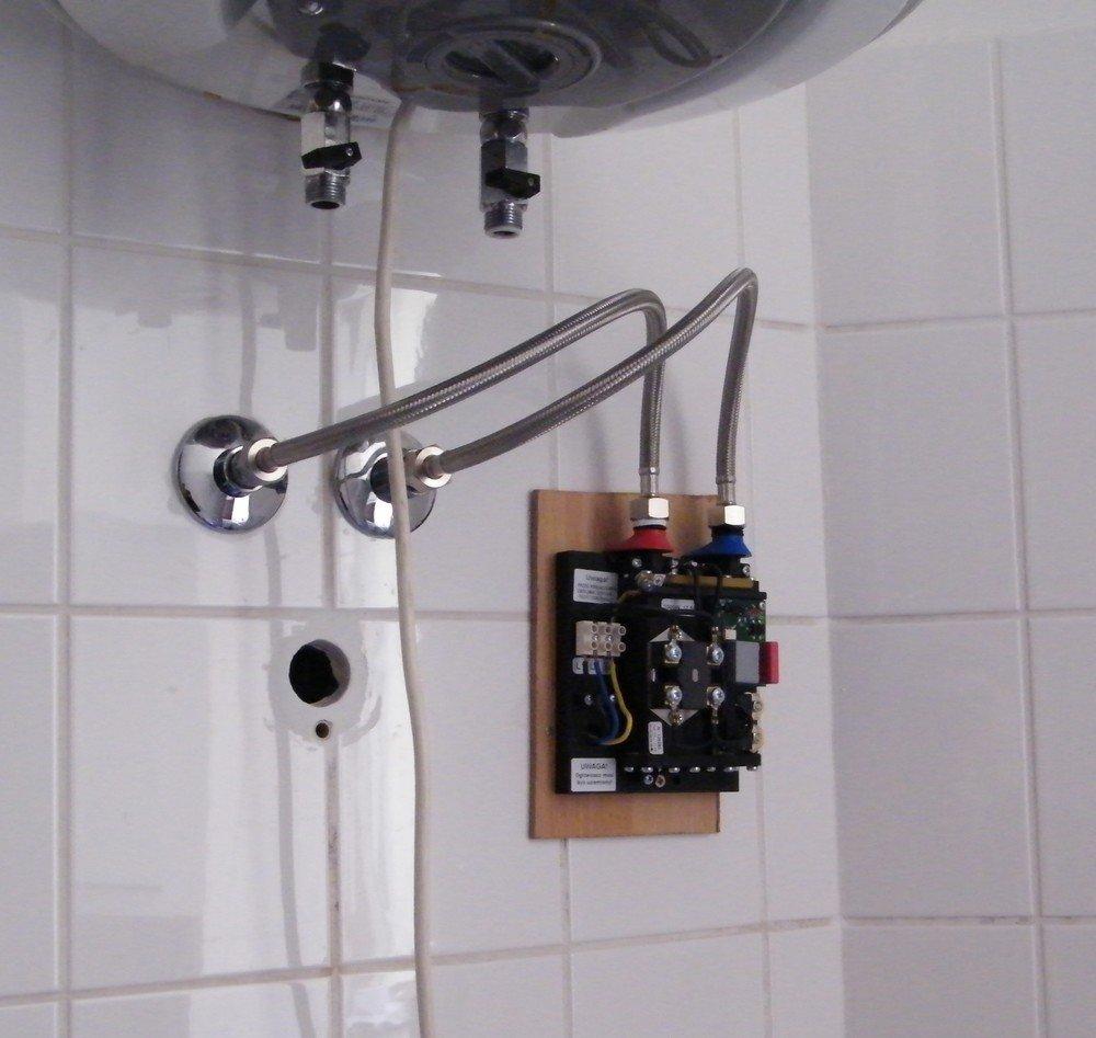 Warmwasserboiler Küche Anschließen  Wasserboiler  Gafu