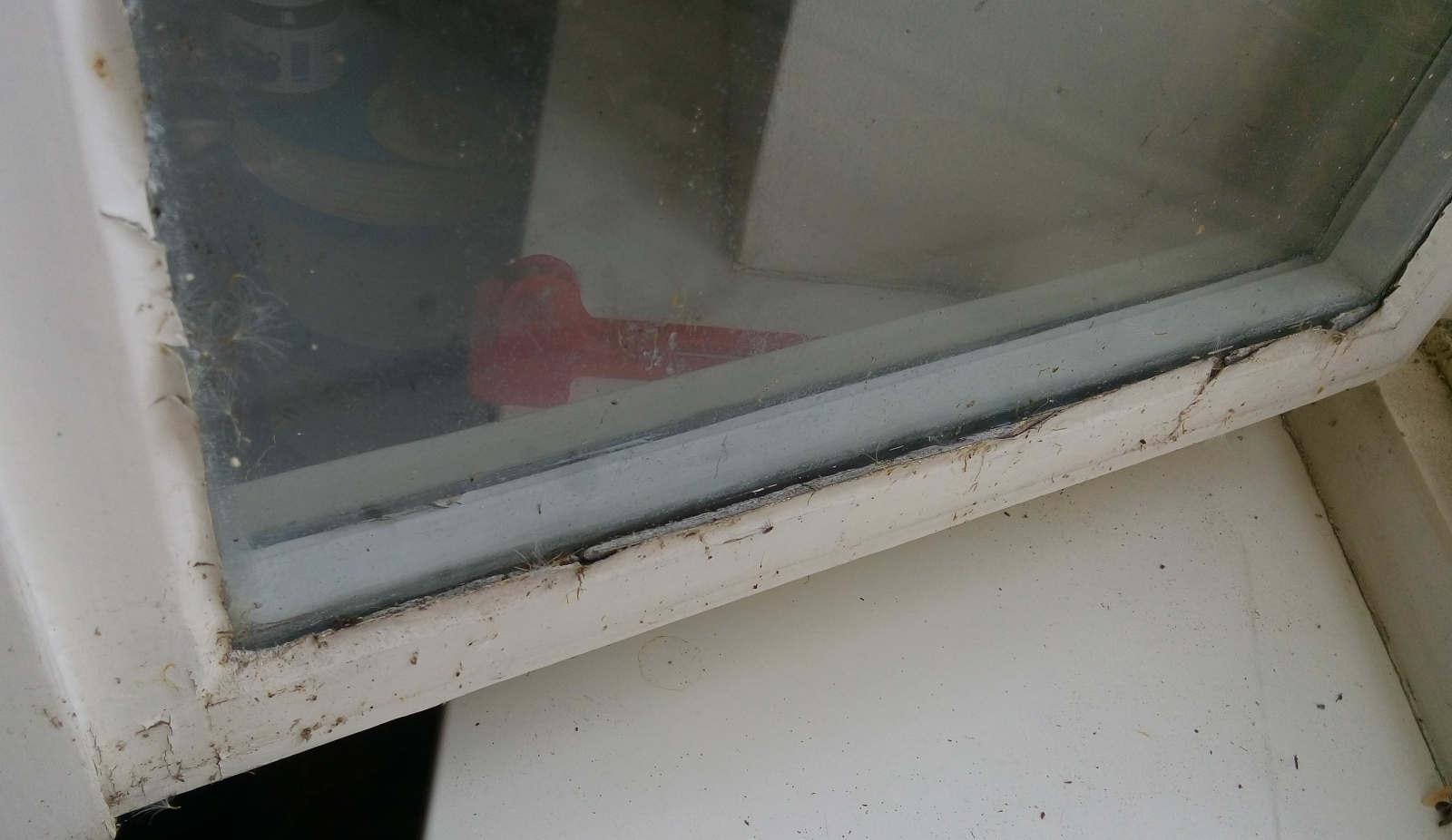 Gut bekannt Fensterkitt Weiß | Aubi Siegenia Reparatur Set Ew001 Ecklager PD12