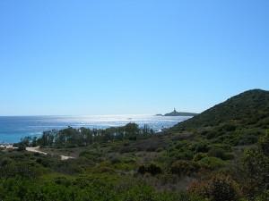 Küste bei Villasimius