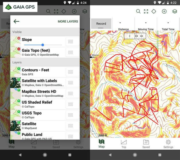 7 Ways to Use Your Smartphone to Plan the Ultimate Backcountry Ski Trip