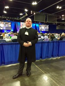 Rev Dr Derek Browning