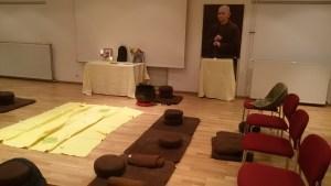 Meditationsabend @ BMW-Nachbarschaftsforum