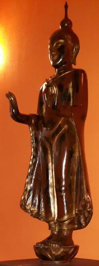Buddha im Achtsamkeitszentrum München