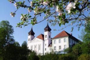 Tag der Stille im Kloster Schlehdorf @ Kloster Schlehdorf
