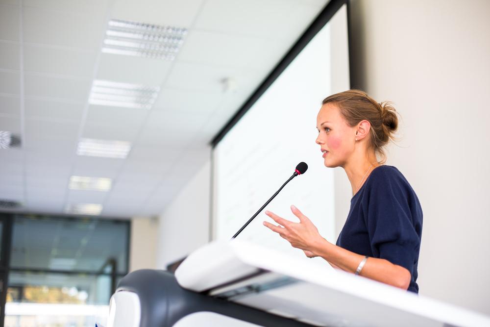 Gérer son stress pour une prise de parole en public
