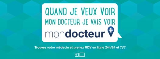 Je veux voir mon docteur ; Mondocteur.fr