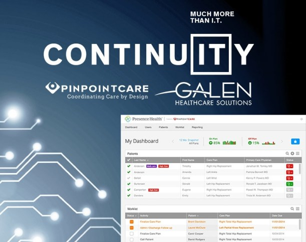 Galen Healthcare Solutions PinpointCare