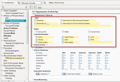 TouchWorks 15.1: Note Enhancements