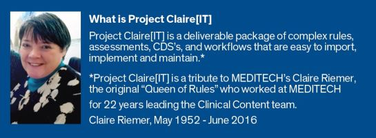 Project Claire[IT]