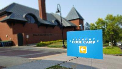 Vermont Code Camp 2017
