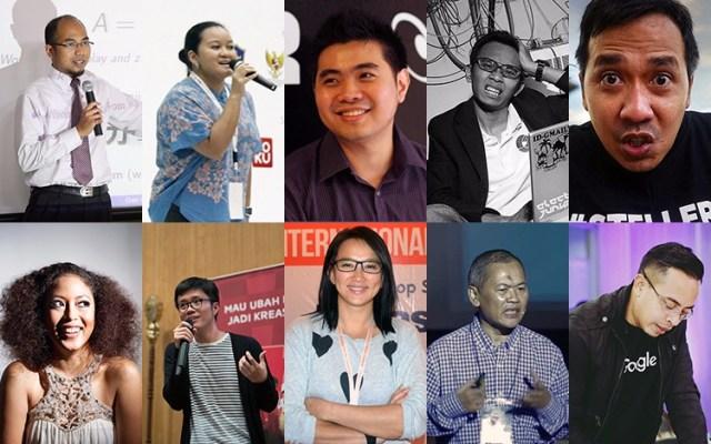 10 Tokoh Muda Ini Tak Banyak Di Kenal Tapi Membanggakan Indonesia di Bidang IT