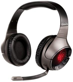 Sound Blaster® World of Warcraft® Wireless Headset Horde