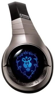 Sound Blaster® World of Warcraft® Wireless Headset Logo Alliance