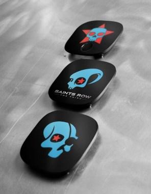 "Casque Astro Gaming A40 ""Saints Sow 3"" plaquettes bleu"