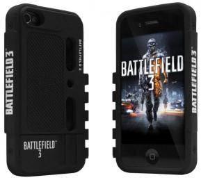 Coque iPhone Razer Battlefield 3
