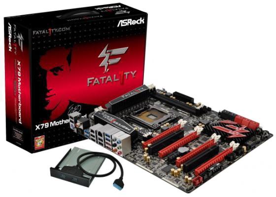Carte mère gamer Asrock Fatal1ty X79 Professional