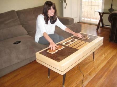Table Basse Manette NES