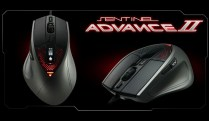 Test Cooler Master Sentinel Advance II - Souris Droitier| PC
