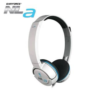 Casque Turtle Beach Ear Force NLa Blanc