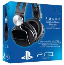 Casque Sony Pulse