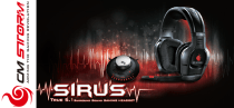 Test Cooler Master Sirus - Casque Surround | PC