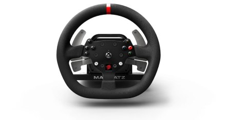 Volant Mad Catz Force Feedback Racing Wheel