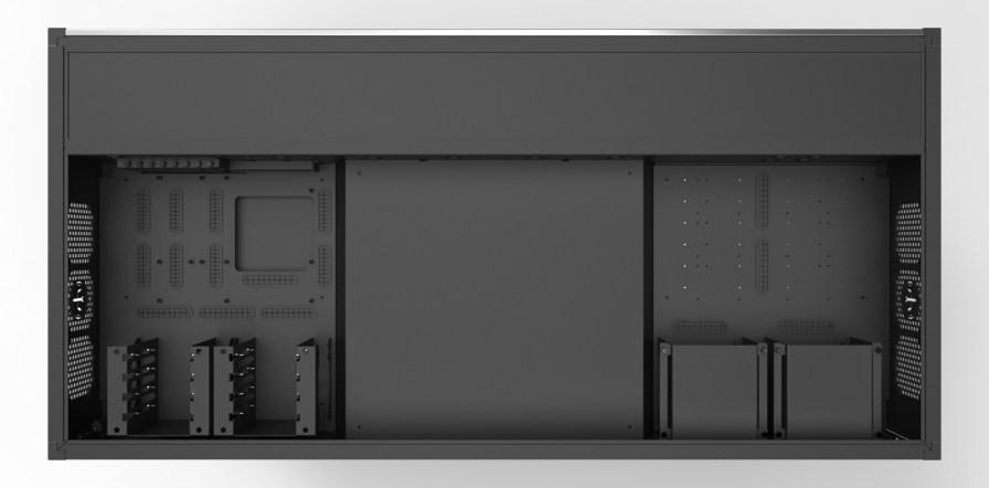 Mod bureau Cross Desk