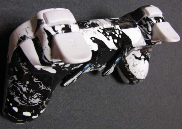 Burn-Controllers BC LAB PS3