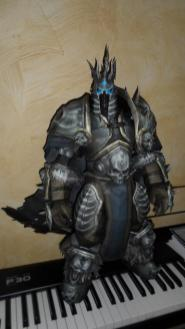 papercraft-Lich-King